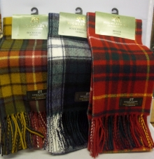 image for Tartan Scarves