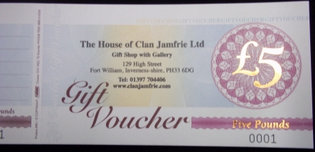image for Gift Voucher